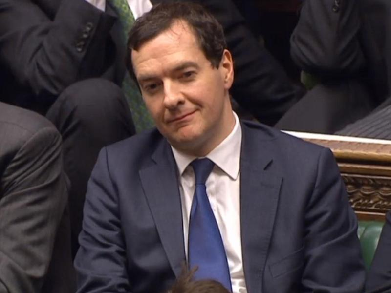Mr Osborne will earn £650,000 a year as an adviser to Blackrock and commands a hefty fee for public engagements