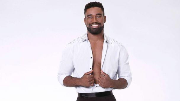 PHOTO: Pro dancer Keo Motsepe will appear on 'Dancing With The Stars.' (Craig Sjodin/ABC)