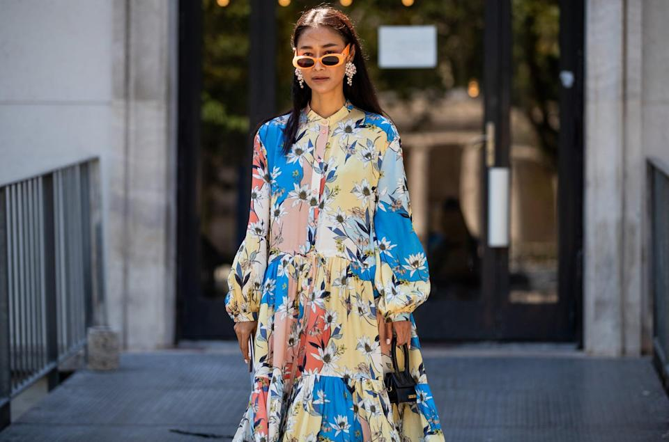 <p><strong>CM:</strong> This summer I'm all about effortless and easy transitional dresses. Think tented styles and midi lengths - these silhouettes make for beautiful, wearable pieces that are perfect to wear out but also as a chic cover-up.</p>