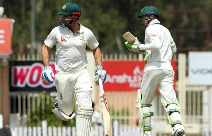 Kohli praises Marsh, Handscomb for averting Australian defeat