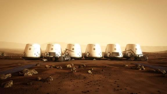 Private Mars One Colony Project Signs Deal with TV Production Company