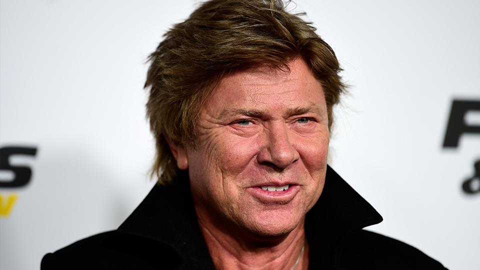 Channel Nine's Richard Wilkins has tested positive for the coronavirus. Source: AAP