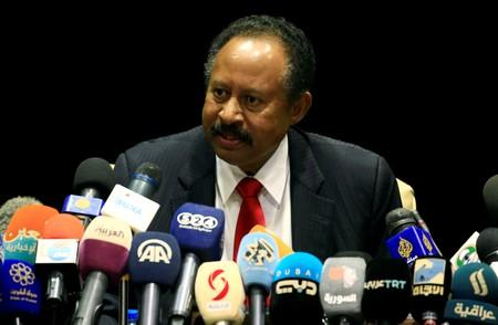 Sudan's prime minister to join peace talks in Juba with rebels