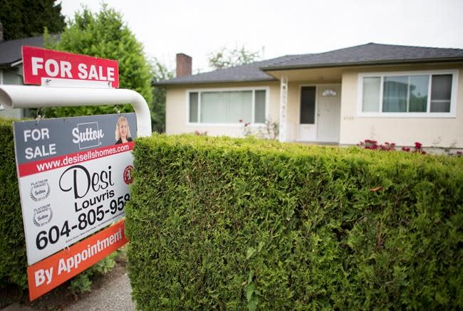 Realtor groups push for eased mortgage rules as federal campaign gets underway