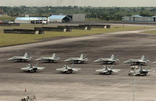 The Philippines, which is now embroiled in a territorial dispute with China, is set to acquire new warplanes