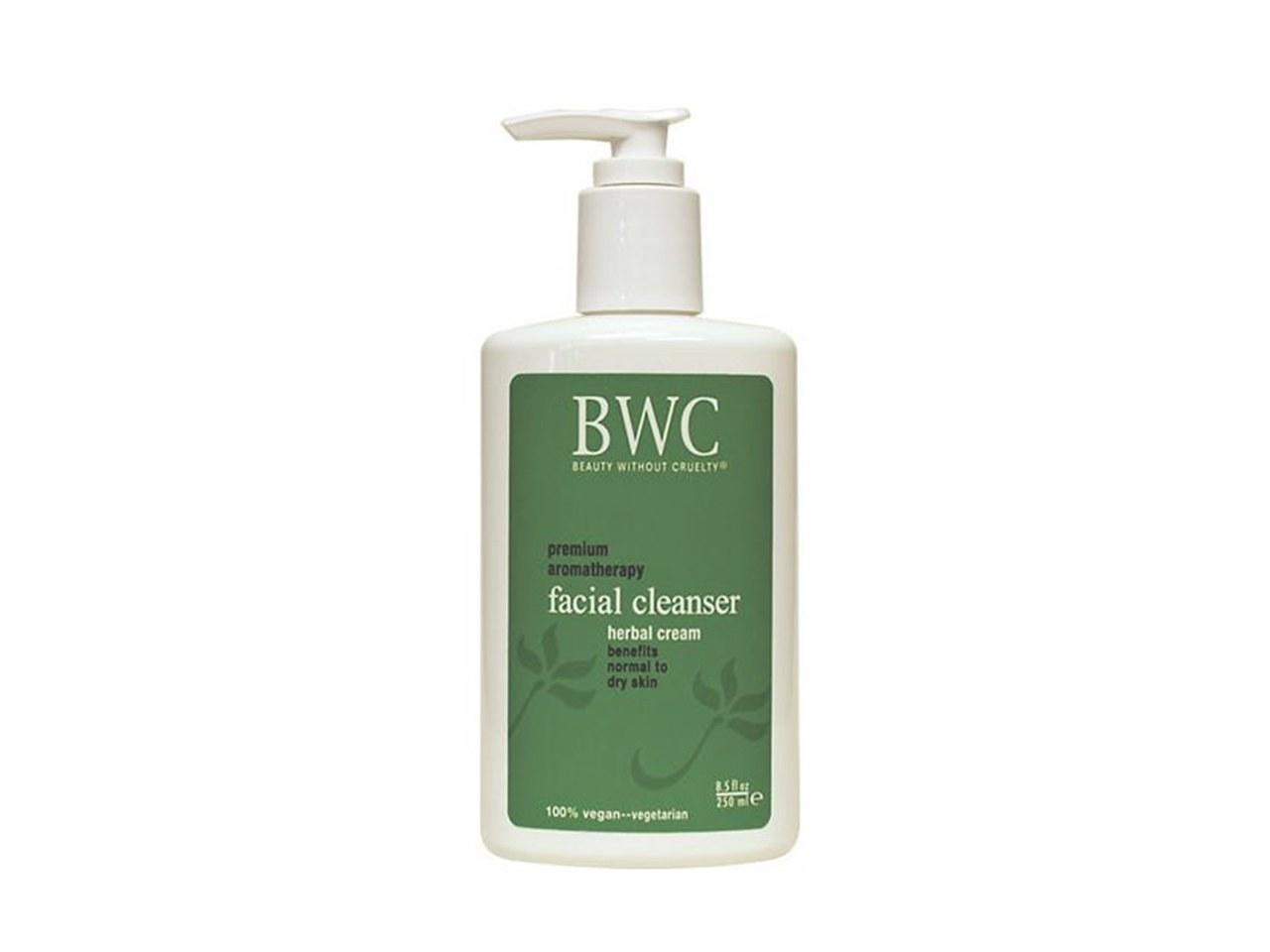 """<p>""""This <a rel=""""nofollow"""" href=""""https://www.self.com/gallery/best-makeup-removers?mbid=synd_yahoo_rss"""">cleanser</a> feels like a light moisturizer, and takes off your makeup with no problem—I love its natural herbal smell."""" —Emily Abrams, 26</p> <p><strong>Buy it:</strong> $7, <a rel=""""nofollow"""" href=""""https://www.amazon.com/Beauty-Without-Cruelty-Herbal-Cleanser/dp/B00015XAQA"""" rel=""""nofollow"""">amazon.com</a></p>"""