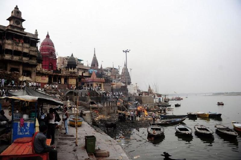 Flood Alert in Varanasi as River Ganga Crosses Warning Mark, Destroys Hundreds of Crops