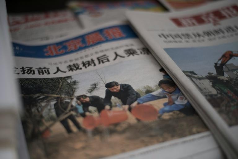 Chinese media have largely avoided reporting on revelations about China's leaders included in the Panama Papers leaks and social media have been scrubbed of references to them