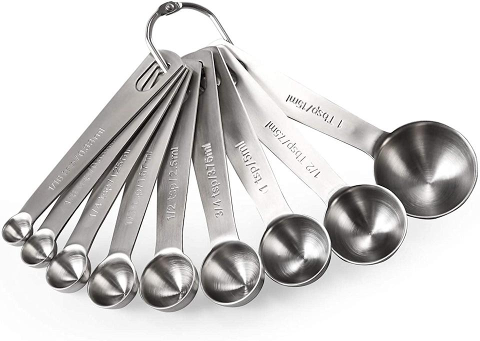 <p><span>Measuring Spoons</span> ($11, originally $14)</p>