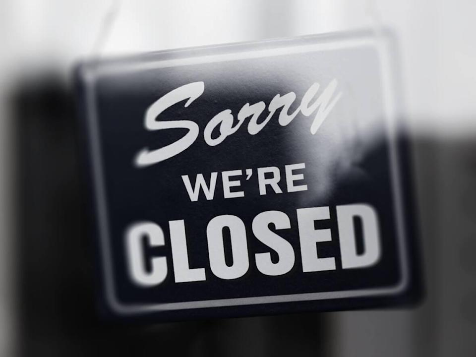 Many businesses will be closed on Thanksgiving Monday. (optimarc / Shutterstock - image credit)