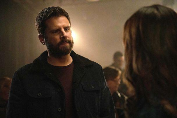 PHOTO: James Roday as Gary in a scene from 'A Million Little Things.' (Jack Rowand/ABC via Getty Images)