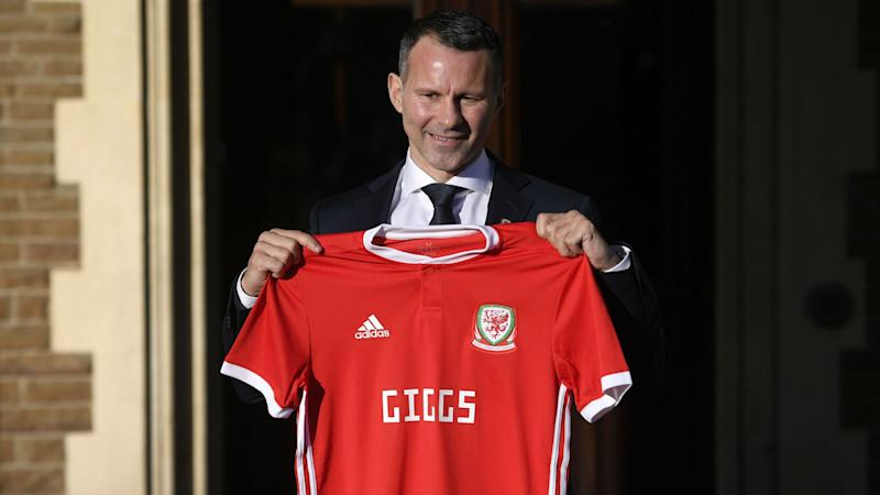 Giggs 'more nervous as Wales boss' than he was as a player