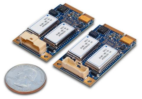 Astronics Introduces Rugged Miniature COTS Avionics Interface Cards for MIL-STD-1553