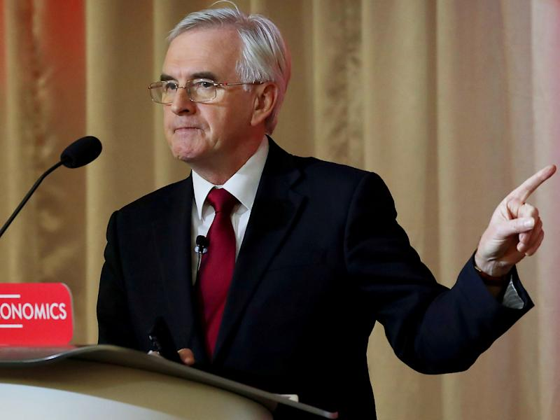 Trip down memory lane: the shadow Chancellor received a standing ovation after comparing ttoday's education spending cuts to those of the Seventies: PA