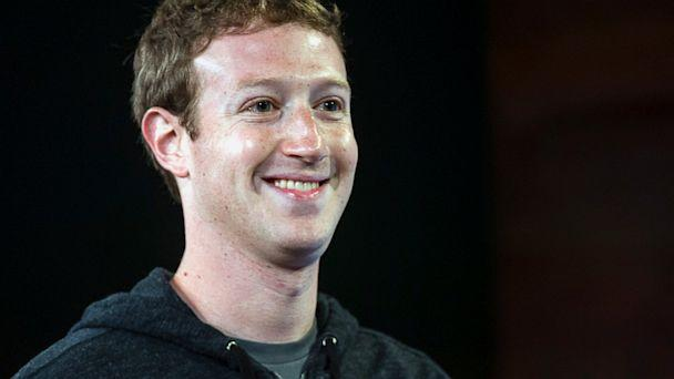 gty zuckerberg kb 130725 16x9 608 Facebook (FB) Shares Soar, Boosted By Small Business Ads