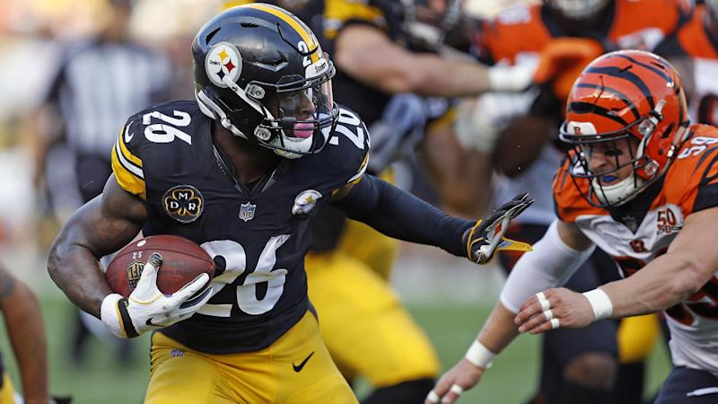 James Conner appears to be Steelers' starting RB for Week 1