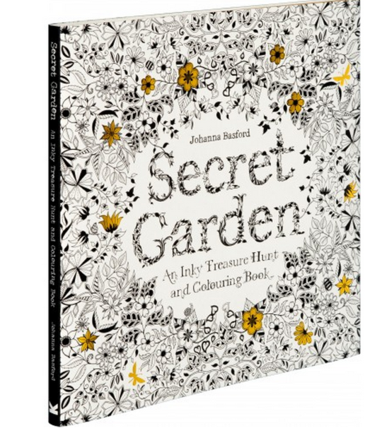 Coloring Book By Scottish Illustrator Johanna Basford Has Already Sold 14 Million Copies In 22 Languages Worldwide According To The New York Times