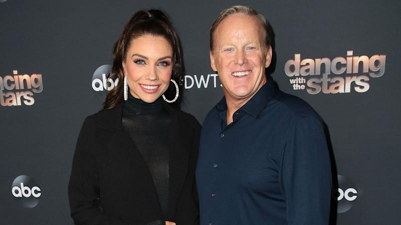 'DWTS': Sean Spicer to Perform With Jenna Johnson Again as Lindsay Arnold Continues to Mourn Mother-in-Law
