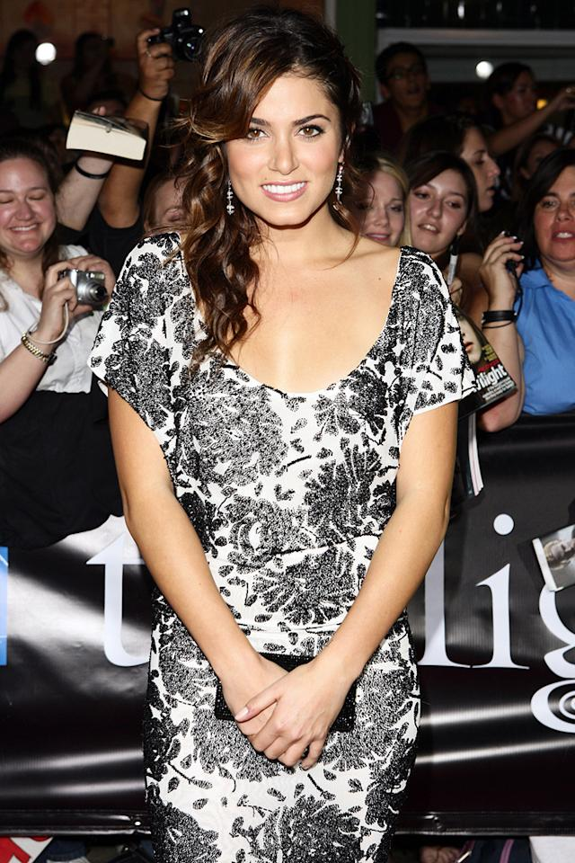 """<a href=""""http://movies.yahoo.com/movie/contributor/1808459018"""">Nikki Reed</a> at the Westwood premiere of <a href=""""http://movies.yahoo.com/movie/1810010670/info"""">Twilight</a> - 11/17/2008"""