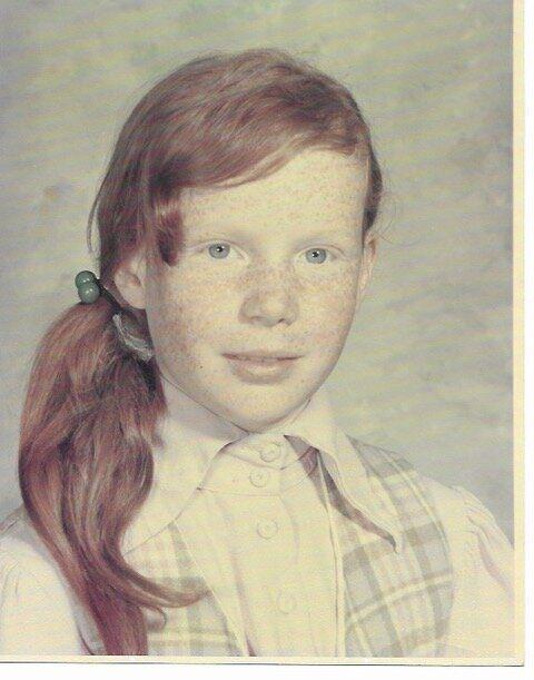 The author at age 10. (Photo: Courtesy of Jamie Rose)