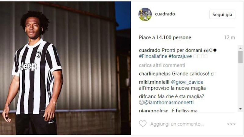 Screenshot Cuadrado Juventus