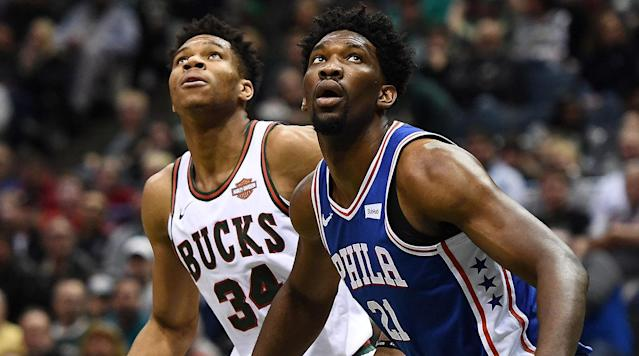 "<p>March Madness has arrived, signaling the heart of the NBA's dog days. With less than a month left in the regular season and a third of the league already in tank mode, let's pass the time by examining five key questions that will frame the upcoming debates over the 2018 All-NBA teams.</p><p>Note: A panel of media members selects three All-NBA teams compromised of two guards, two forwards and one center for each team. Voters are instructed to select players ""at the position they play regularly,"" allowing some wiggle room for tweeners. If a player receives votes at multiple positions, the NBA slots him at the position with the higher vote total.</p><h3><strong>1. How badly will injuries screw up this year's ballots?</strong></h3><p>Pretty badly. Four of last year's 15 All-NBA recipients—Kawhi Leonard, Isaiah Thomas, John Wall and Rudy Gobert—have missed 25+ games this season. Of those four, only Gobert has any shot at returning to the list in 2018.</p><p>But those serious cases are only the beginning. Stephen Curry, a strong First Team candidate, has missed 17 games and counting due to various ankle injuries. Chris Paul, a possible First Team candidate if fully healthy, has missed 18 games total, including 14 of Houston's first 15 with a knee injury. Jimmy Butler, a First or Second Team candidate, could easily wind up missing 20+ games following a recent knee surgery. DeMarcus Cousins, a 2016 Second Team selection, is out of the running after rupturing his Achilles in January. Long-term injuries also sank the candidacies of fringe candidates like Kristaps Porzingis, Gordon Hayward, Kevin Love, Paul Millsap and Mike Conley.</p><p>All told, that's at least a baker's dozen worth of All-Stars whose 2018 All-NBA cases were weakened or ruined by injuries.</p><p>?</p><h3><strong>2. Will the All-NBA ballot's positional designations create any messes?</strong></h3><p>There are a few minor complications this year, but nothing too crazy.</p><p>As context, the All-NBA's two guards, two forwards, and one center structure differs from the All-Star ballot's two guards and three frontcourt players setup. In some years, a relative lack of quality centers has led to a tilted playing field. Only on the 2016 All-NBA ballot, for example, could DeAndre Jordan be held up as one of the league's top five players while the likes of Kevin Durant and Chris Paul, Jordan's more deserving Clippers teammate at the time, be bumped to the Second Team. </p><p>This year's biggest First Team glut is at the forward spot, where LeBron James, Anthony Davis, Giannis Antetokounmpo and Durant are all worthy First Team selections. While a healthy Leonard would have made this an even more crowded mix, Cousins's injury helps ease the log jam. Davis has played nearly half of his minutes this season as the Pelicans' center, per NBAwowy.com, and voters plugged him in as the All-NBA First Team center last year.</p><p>In 2018, voters will likely choose between two strong options for the First Team frontline:</p><p>• James and Durant at forward with Davis at center<br>•? James and Antetokounmpo at forward with Davis at center</p><p>All-NBA voters have selected James to the First Team every year since 2008, and his status as the consensus pick as the sport's all-around best player makes him a virtual lock again this season. Davis's positional flexibility simplifies the options for James's forward partner to a binary decision between Durant (better team, more efficient shooter, and more established name) and Antetokoumpo (healthier, bigger box score stats).</p><p>In a position-less world, one might reasonably argue that this year's five most deserving All-NBA First Team selections are James, Durant, Davis, Antetokounmpo and James Harden. From that standpoint, there will be at least one snub because Durant and Antetokounmpo can't be listed as guards. This isn't the end of the world, though, because there's a deep crop of worthy guards, as always, to pick from.</p><p>There's another bit of good news on the ""center"" front: Joel Embiid and Karl-Anthony Towns are both strong All-NBA candidates, combining strong individual numbers and team success for Philadelphia and Minnesota, respectively. Boston's Al Horford is another All-NBA worthy player who could reasonably be listed as a forward or a center too. In other words, 2018 won't be one of those years in which one or two centers slip onto the final All-NBA teams in place of more deserving forwards.</p><h3><strong>3. Which high-profile guard is getting snubbed?</strong></h3><p>The standard is so high to make the All-NBA backcourt that someone notable inevitably winds up getting snubbed, whether because of injuries or simply a lack of space. Last year, Damian Lillard, Chris Paul, Kyrie Irving, Kyle Lowry and Klay Thompson missed the cut. In 2016, James Harden, DeMar DeRozan, John Wall, Isaiah Thomas and Irving were among the names left off.</p><p>This year, there are at least seven credible All-NBA candidates from the NBA's top five teams alone: Harden, Paul, Curry, Thompson, DeRozan, Irving and Lillard. Throw in Westbrook, an All-NBA selection in six of the last seven years, and that's eight strong candidates. Victor Oladipo and Lowry have both played well enough for winning teams to get on the radar, too.</p><p>It's extremely difficult to forecast exactly how voters will narrow down that group to six selections. Paul and Thompson aren't No. 1 options on their respective teams. Paul and Curry have both missed meaningful stretches of the season. Westbrook's Thunder trail the Rockets, Warriors and Blazers in the standings, but their current No. 4 seed is higher than their No. 6 seed last year, when he earned MVP honors and an All-NBA First Team selection. Lillard, meanwhile, is hard to snub completely given that his current season is more impressive than the 2016 campaign that landed him a Second Team nod. Irving is in a similar situation: He's led Boston to one of the East's best records while playing an individual season that's been more impressive than his 2015 Third Team year. </p><p>Harden is a sure-fire lock, and DeRozan will probably finish second with the second-best all-around case given his numbers, good health, and Toronto's East-leading record. Past that it gets murky quickly, and it will be painful no matter who gets left off.</p><p>Snub Paul because he missed time? His counter is that he plays for the league's best team and leads the league in Real Plus-Minus. Dock Curry for his injuries? He plays for the NBA's second-best team (and best when it tries) and has posted better numbers than his 2015 MVP season. Penalize Westbrook for the Thunder's uneven campaign? He's nearly averaged a triple-double for a team that might win 50 games. Leave off Lillard or Irving and be prepared for their vocal fan bases to erupt in anger.</p><p>Right now, there's no perfect solution and health factors down the stretch will likely play a crucial role in determining who goes where.</p><h3><strong>4. Which players are in line for their first All-NBA selections?</strong></h3><p>This year's top newcomers are Towns and Embiid. Both have enjoyed good health. Both made their first All-Star teams this year. Both are on track to make their playoff debuts this year. Both are the most deserving All-NBA candidates on their teams (now that Butler has missed so much time in Minnesota). And both join Davis and Antetokounmpo as the league's only 20 PPG/10 RPG players with at least 50 games played to date.</p><p>The other potential first-timers—guys like Oladipo and Nikola Jokic—are a cut below and unlikely to generate significant consideration.</p><h3><strong>5. How many Warriors make the cut?</strong></h3><p>The Steve Kerr Era has produced an embarrassment of riches for the Warriors when it comes to awards. Two titles. Curry has won two MVPs. Draymond Green has won Defensive Player of the Year. Durant has won Finals MVP, as has Andre Iguodala. Kerr himself has won Coach of the Year. And Curry, Durant, Green and Thompson were All-Stars this year and last.</p><p>But this year's Warriors are slightly off their record-setting pace of seasons past. Houston sits atop the West standings, and all four of Golden State's All-Stars have missed some time this year with minor injuries. In 2016, before Durant arrived, Curry made the First Team, Green made the Second Team, and Thompson made the Third team. In 2017, Durant and Curry were Second Team selections, Green was a Third Team selection, and Thompson was snubbed.</p><p>Three could be the magic number again this year. One reasonable scenario: Durant makes the First or Second Team, Curry gets dropped to the Third Team due to injuries, Green is re-elected to the Third Team given his similar stats to last year, and Thompson is snubbed again. But it's also conceivable that voters opt to spread the love around and settle on only two Warriors. As mentioned above, Curry could be in trouble if Golden State opts to slow-play his return from his current ankle tweak over the next few weeks. Green should be sweating somewhat too: James, Durant, Antetokounmpo, Al Horford, LaMarcus Aldridge and Paul George are six worthy selections at forward. </p><h3><strong>If The Season Ended Today</strong></h3><p>If the season ended on Friday (so that future absences were not held against players with ongoing injuries), here's a preliminary look at how this voter would cast his ballot:</p><p><strong>2018 All-NBA First Team</strong><br>• <strong>Guards: </strong>James Harden and Stephen Curry (likely to drop down)<br>•? <strong>Forwards:</strong> LeBron James and Kevin Durant<br>•? <strong>Center:</strong> Anthony Davis</p><p><strong>2018 All-NBA Second Team</strong><br>•? <strong>Guards: </strong>DeMar DeRozan and Russell Westbrook<br>•? <strong>Forwards: </strong>Giannis Antetokounmpo and Jimmy Butler (likely to drop off entirely)<br>•?<strong>Center: </strong>Joel Embiid</p><p><strong>2018 All-NBA Third Team</strong><br>•? <strong>Guards:</strong> Damian Lillard and Kyrie Irving<br>•? <strong>Forwards:</strong> Paul George and Al Horford<br>•? <strong>Center: </strong>Karl-Anthony Towns</p><p><strong>Top current snubs:</strong> Chris Paul, Draymond Green, LaMarcus Aldridge, Klay Thompson and Kyle Lowry.</p>"