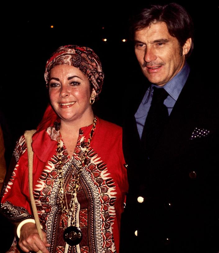 In Beverly Hills in 1982, the year their marriage ended - Ron Galella/Ron Galella Collection via Getty Images