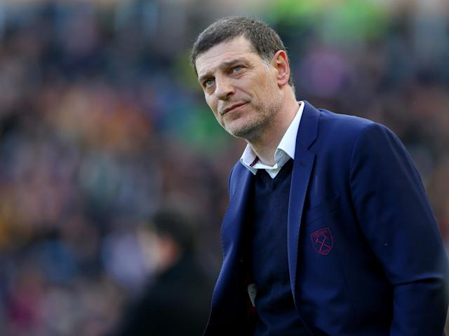 West Ham have insisted they do not want to sack Bilic: Getty