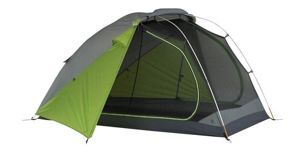 "<p><strong><i>$185, <a rel=""nofollow"" href=""http://www.amazon.com/Kelty-TN-2-Person-Tent/dp/B00G6KURDI/ref=as_li_ss_tl?tag=syndication-20"">amazon.com</a></i></strong></p><p>Affordable yet durable and stormproof, this two-person tent from Kelty is ideal for the occasional backpacker who doesn't want to pick up a second job just to stock up on the best gear. This tent isn't quite ultralight, but it's light enough to carry (under 5 pounds) and packs small enough to leave plenty of space in your backpack to lug back those freshly caught trout after a weekend at a high alpine lake.  It also comes with a ""Stargazing Fly,"" a half-on, half-off rainfly, so you will never miss another meteor shower. </p><p>More: <a rel=""nofollow"" href=""http://www.bestproducts.com/fitness/g918/camping-gear-supplies/"">104 Essential Camping Supplies for a Weekend Outdoors</a></p>"