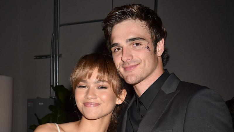 Zendaya and 'Euphoria' Co-Star Jacob Elordi Vacation Together in Greece