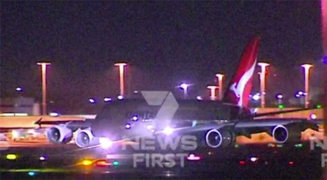 The 400 passengers were offered accommodation and were expected to be in the air again within 24 hours, the airline said. Source: 7 News