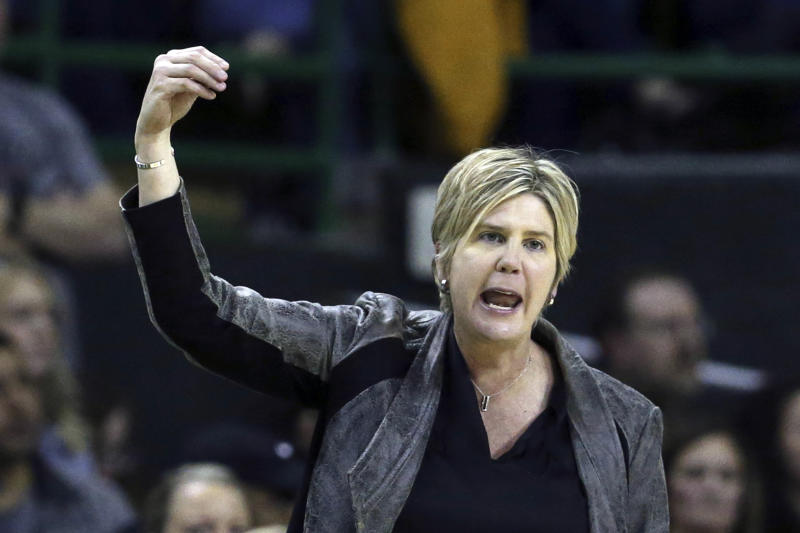 Marlene Stollings out as Texas Tech head coach