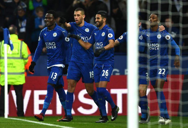 Despite his injuries, Islam Slimani's goal return has been good