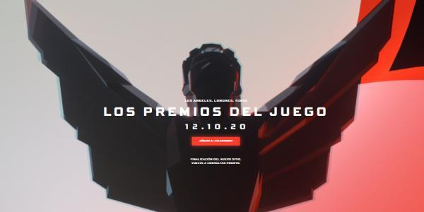 The Game Awards 2020 trasmitirá en: Los Ángeles, Londres y Tokio