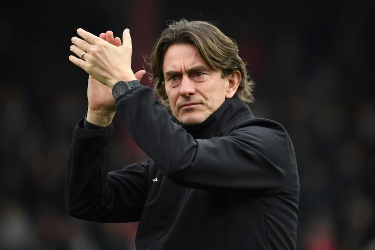 Brentford manager Thomas Frank will lead one of the smallest clubs ever to play in England's top tier