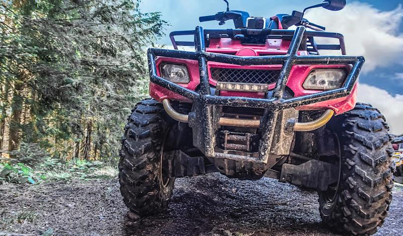 A boy, 10, has died after the ATV he was driving lost control and flipped. He became trapped on a property near Nowra.