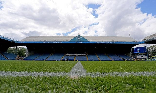 Hillsborough has been home to Sheffield Wednesday since 1899 (Richard Sellers/PA)