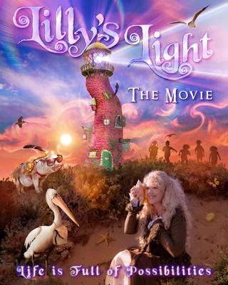 """""""Lilly's Light: The Movie"""" a children's musical adventure starring Sherry Hursey"""