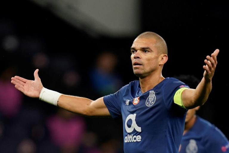 Pepe absent from Portugal squad
