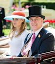 <p><strong>Branch of the Family Tree: </strong>Oldest daughter of Prince Andrew; granddaughter of Queen Elizabeth II</p><p>(<em>Beatrice is pictured here with her father</em>)</p>