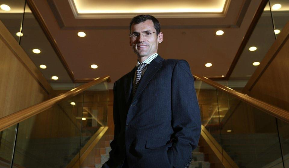 Philippe Lacamp has stepped down as Cathay's chief risk officer. Photo: Felix Wong