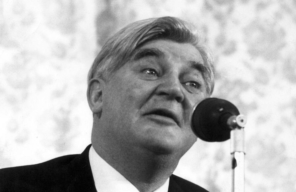 Aneurin Bevan, former Labour cabinet minister (Photo: PA Archive/PA Images)
