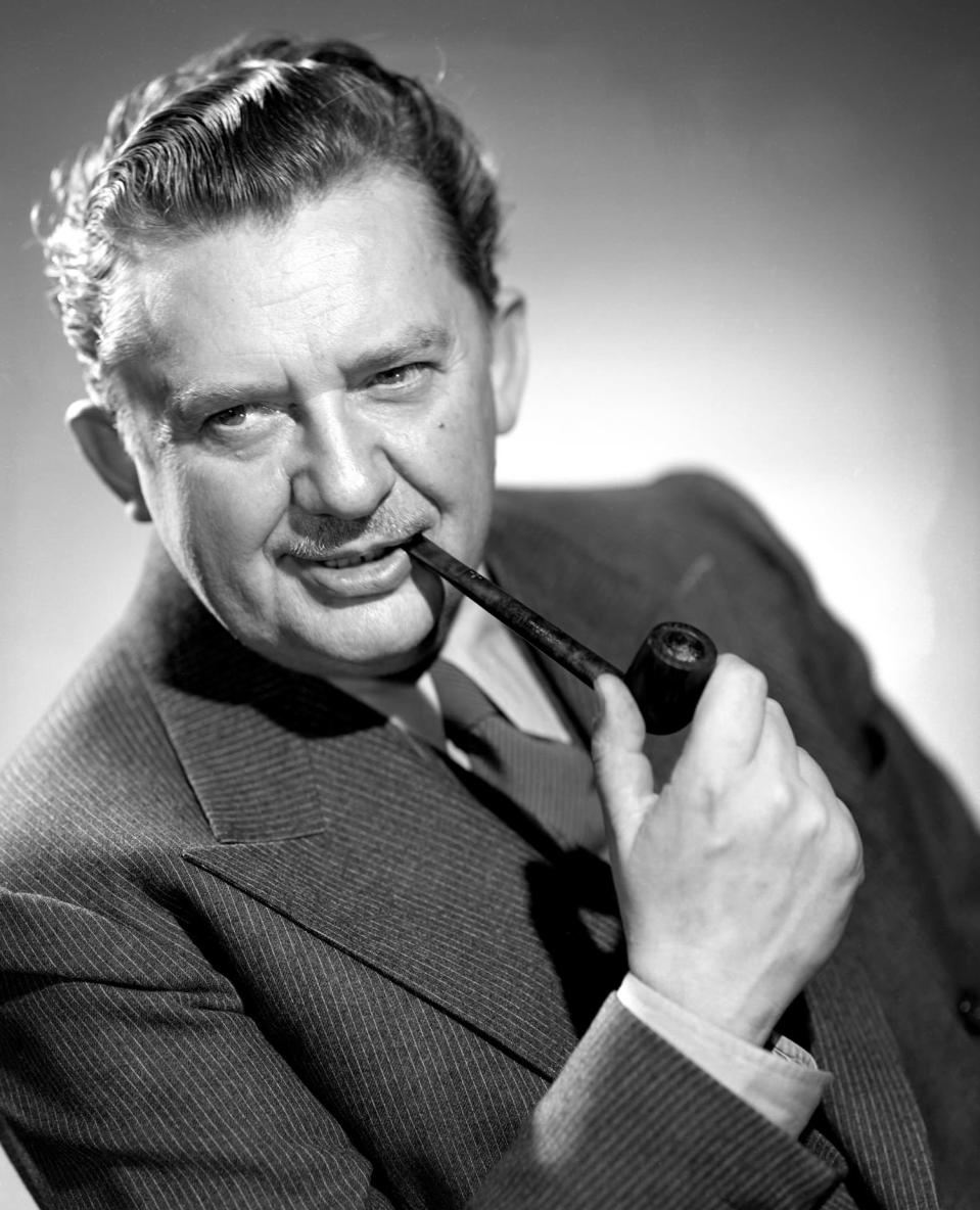 <p>Actor Jean Hersholt won the Cecil B. DeMille Award in 1955.</p>