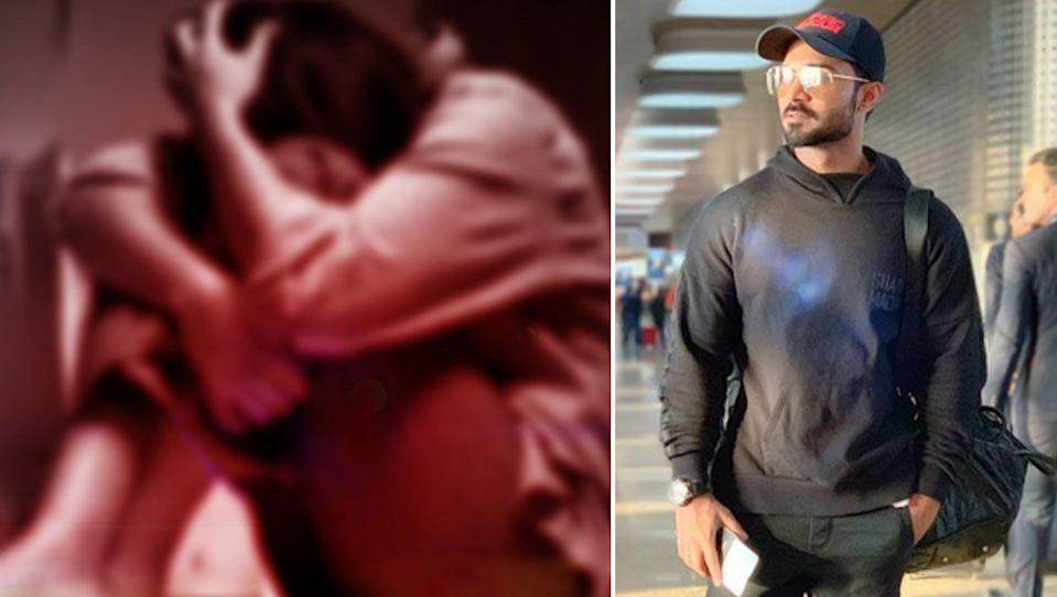 A Dancer has alleged the dancer-choreographer and actor of touching her inappropriately back in August 2018.