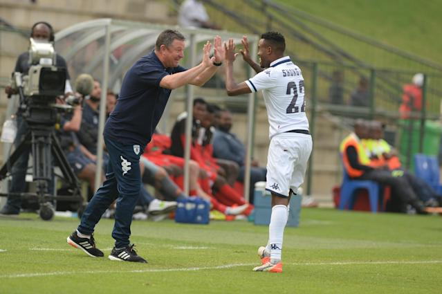 Bidvest Wits returned to winning ways with a comfortable 2-0 win over Highlands Park at the Makhulong Stadium on Friday