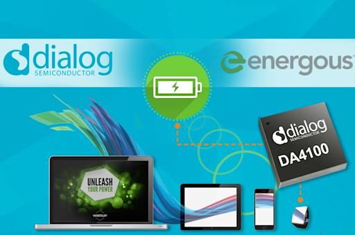 Dialog Semiconductor Invests Additional $15 Million in Energous Corporation