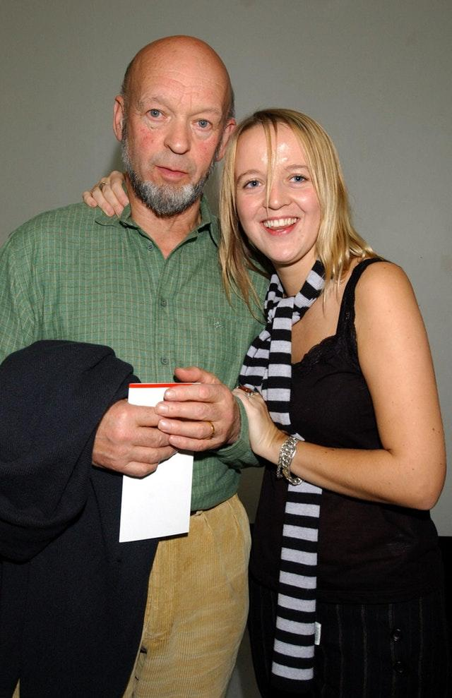 Michael Eavis Q Awards 2002