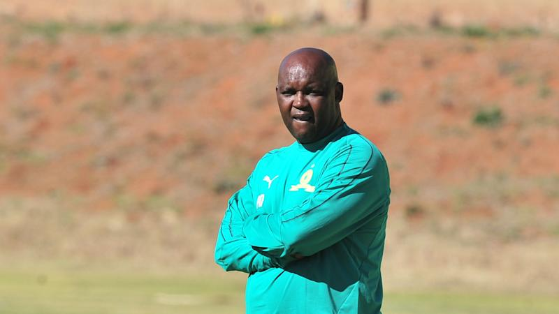 Mamelodi Sundowns coach Pitso Mosimane refuses to leave continental progression to the last game