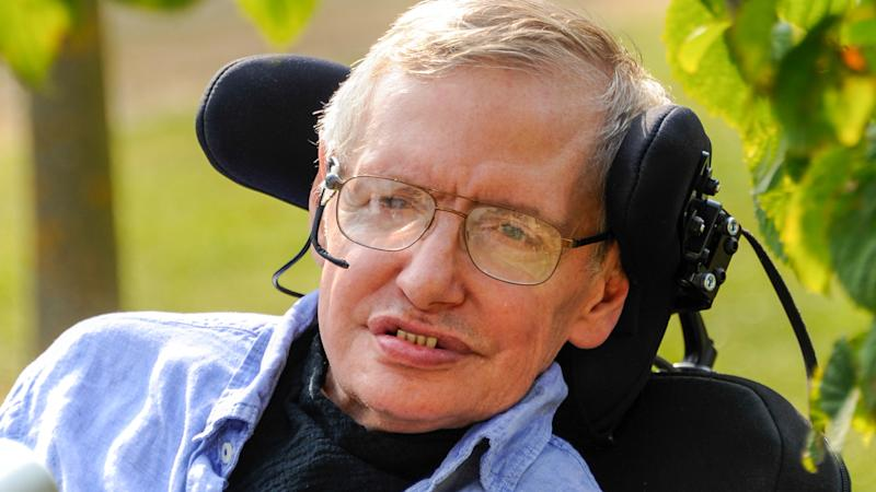 Image result for stephen hawkings  - image