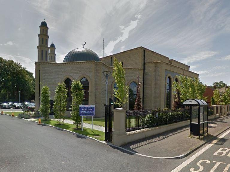 Man arrested after Preston mosque vandalised with racist graffiti three days in a row